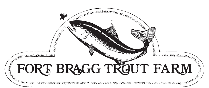 Fort Bragg Trout Farm Logo